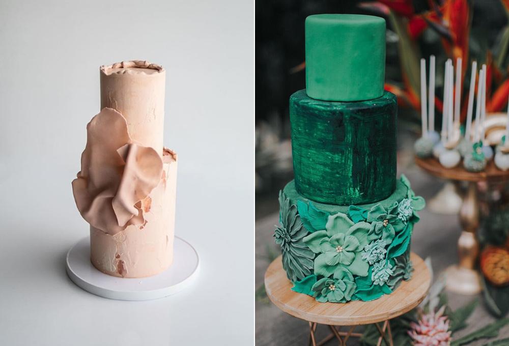 Pasteles:  Sweet Lion Heart  y  Cakeology
