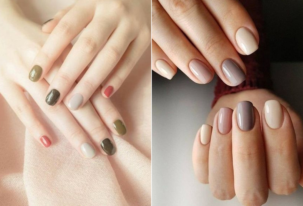ideas de manicure para bodas