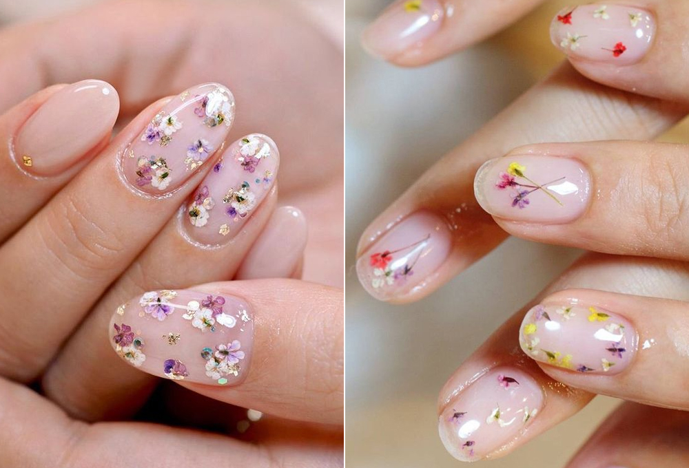 Uñas:  Filer Nail Salon  y  Aimi Tachibana