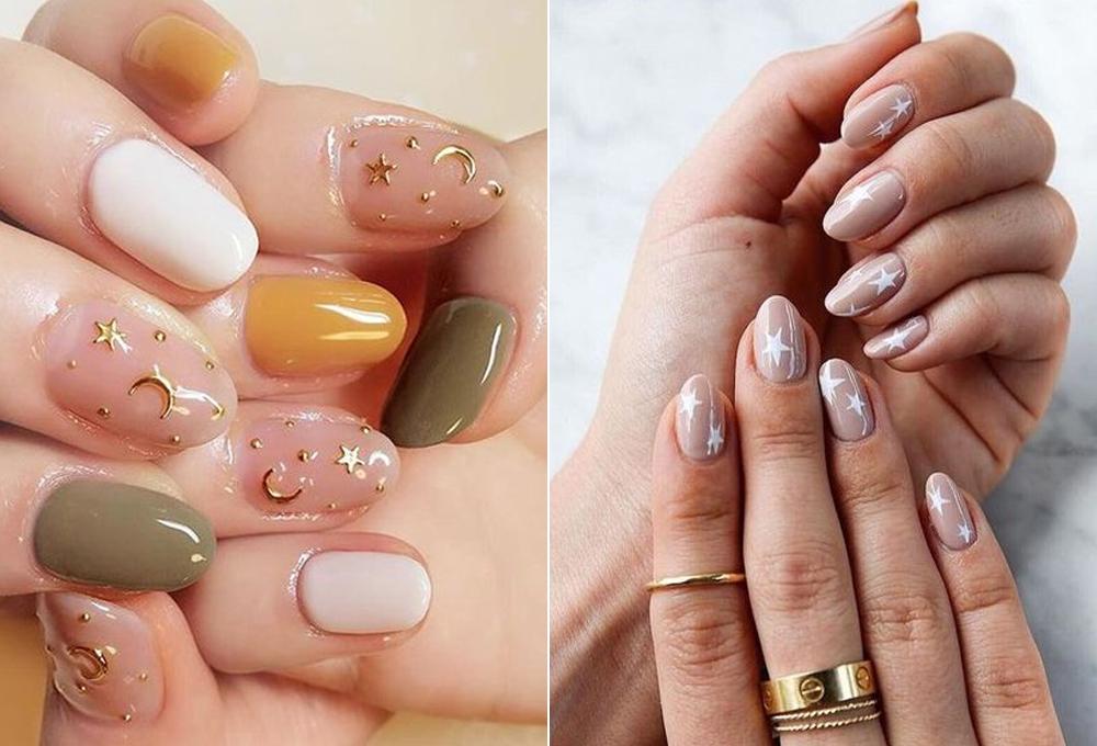 manicure para novias