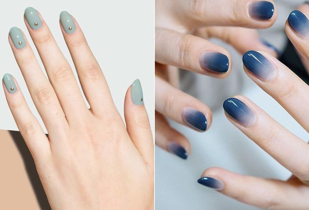 Uñas:  Paint Box Nails