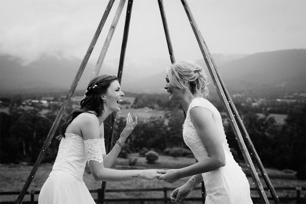 Foto:  Enchanted Wedding Photography