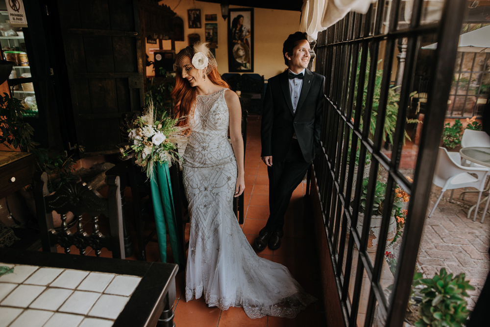 boda alternativa