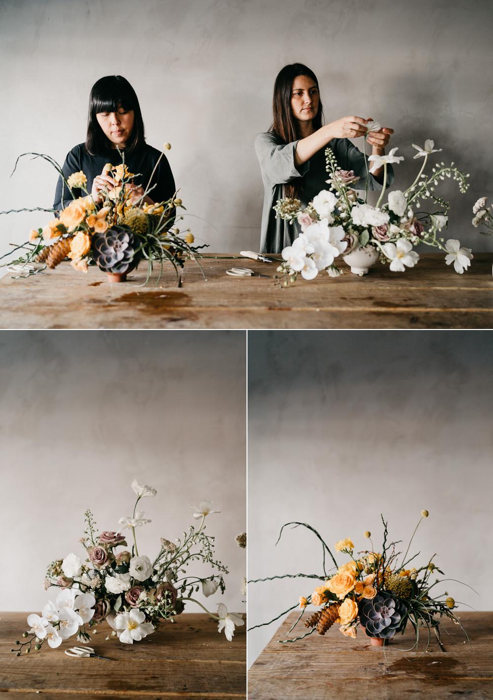 floristas en México