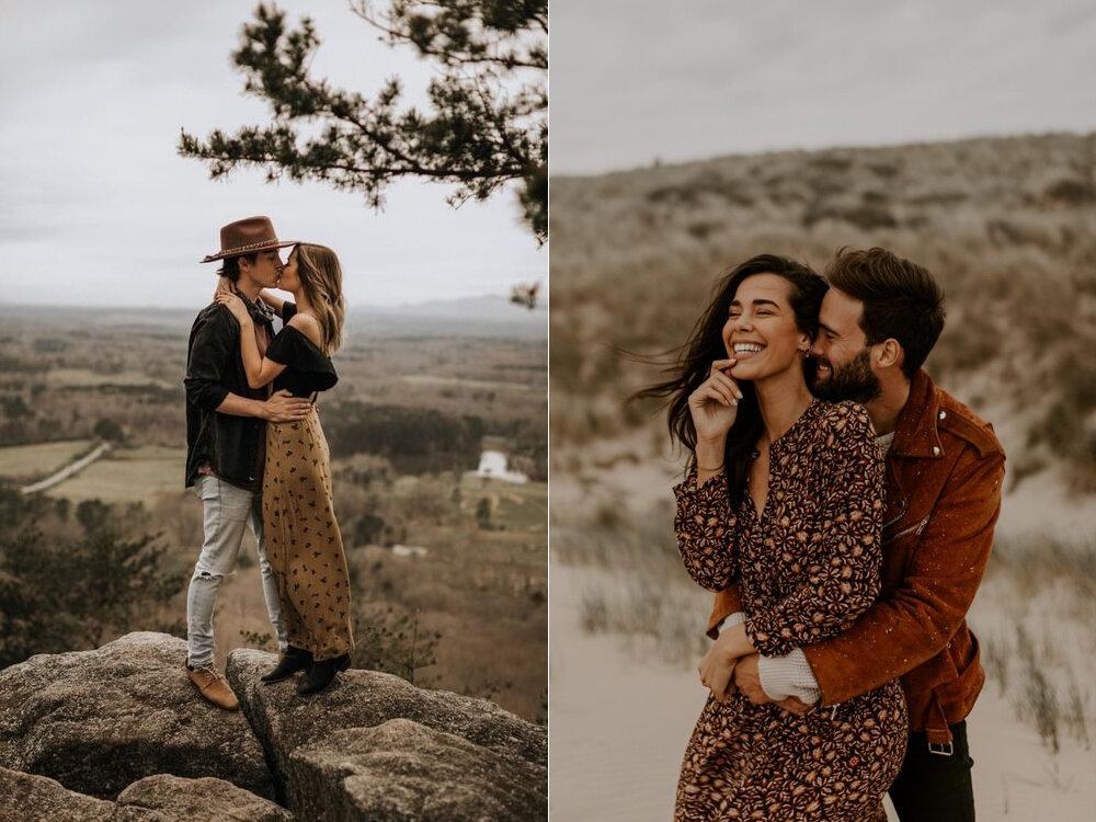Fotos:  Lunalee Photography  y  Vanessa Toth .