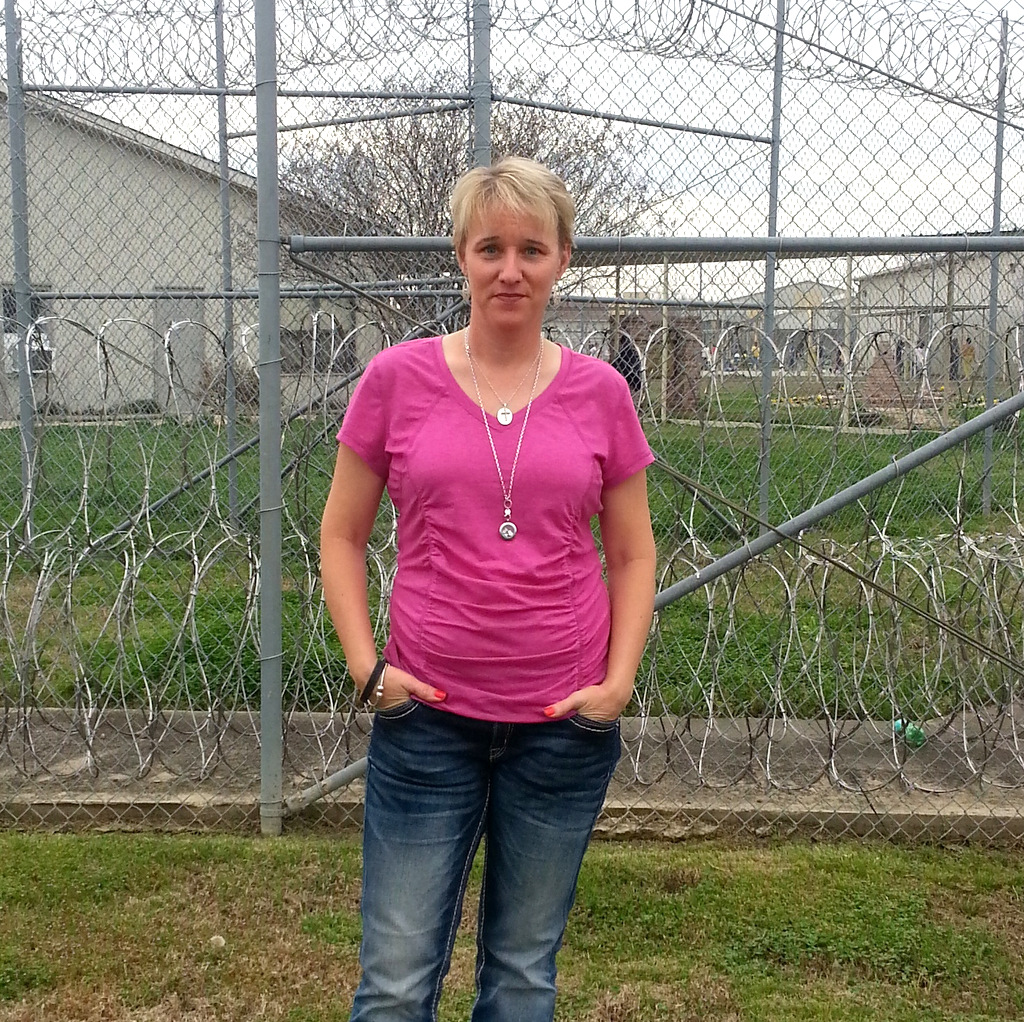 Copy of Women's Prison Ministry in Tallulah, LA