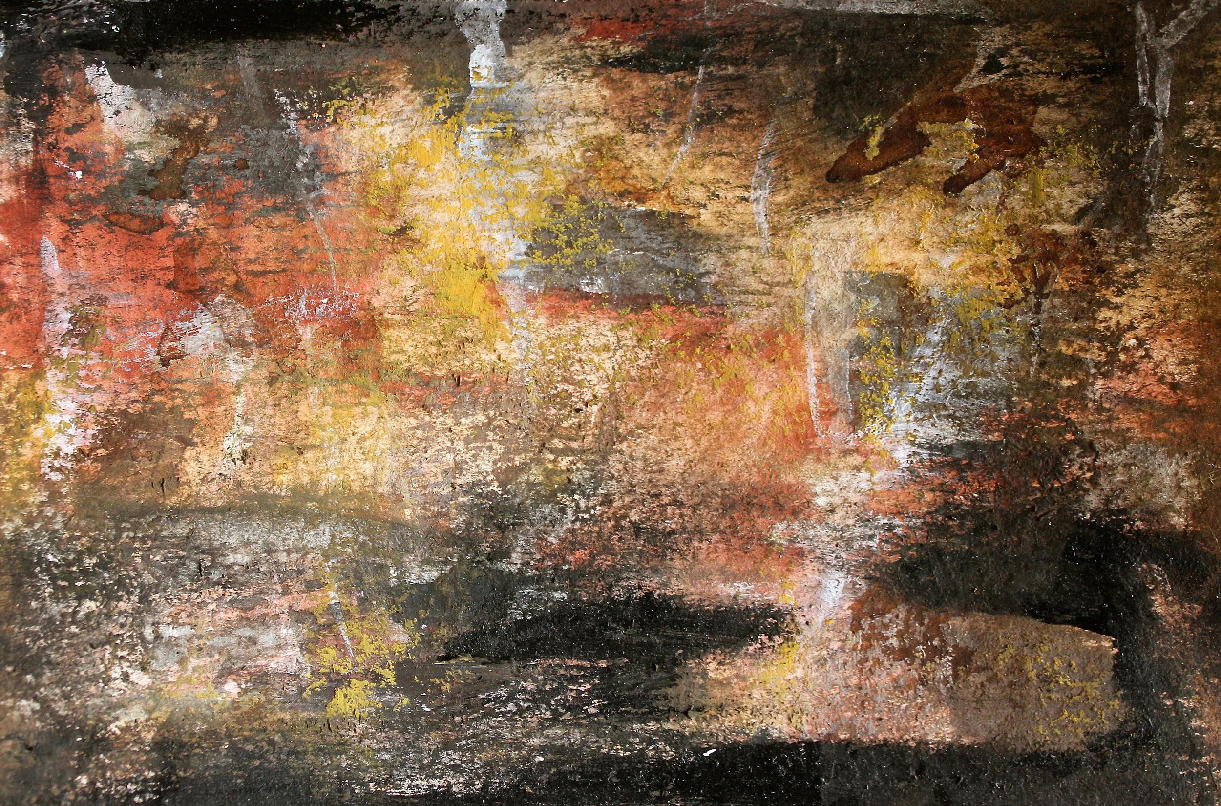 Underground |  G ouache on paper, 2015