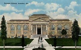 Carnegie Library in Alabama