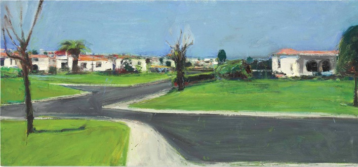 Richard Diebenkorn's vision of California suburbia