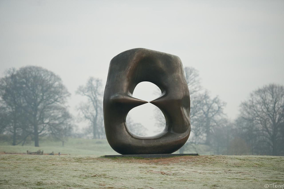 Henry Moore sculpture, Yorkshire