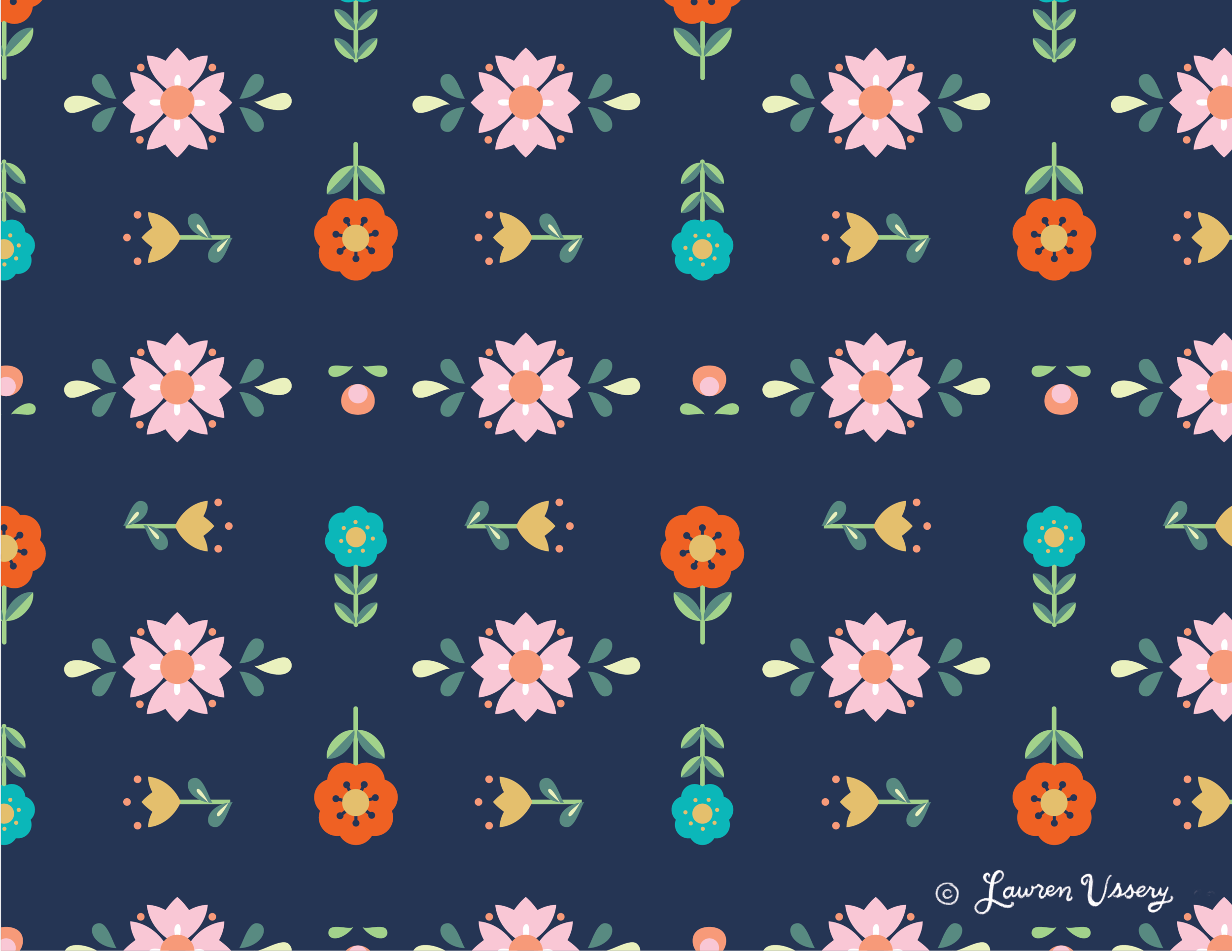 RetroDaisies-Pattern-01.png