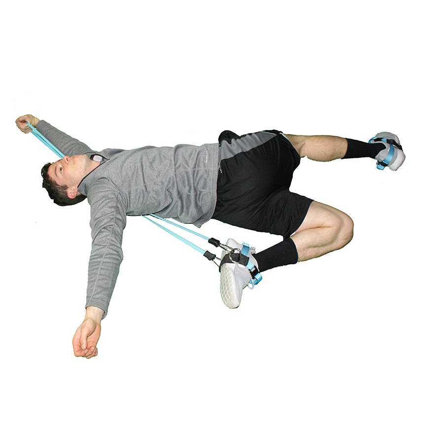 Hip Flexor w/Twist