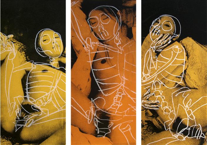 Lust Triptych