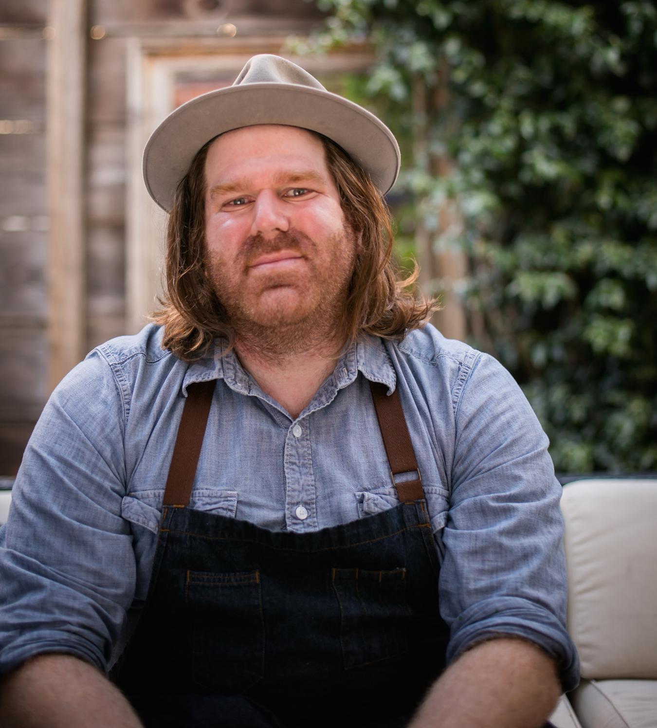 Executive Chef Andrew Greene