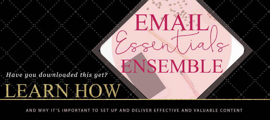 email essentials ensemble