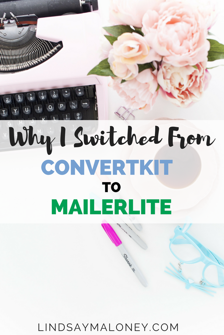 Why I Switched From ConvertKit to MailerLite