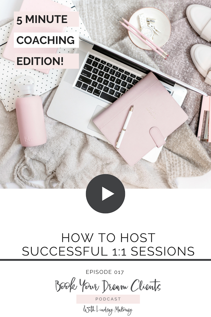 How to Host Successful 1:1 Sessions