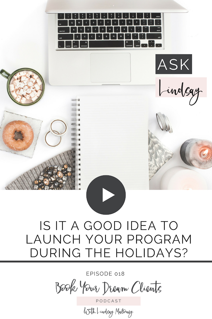 Is it a Good Idea to Launch your Program During the Holidays?