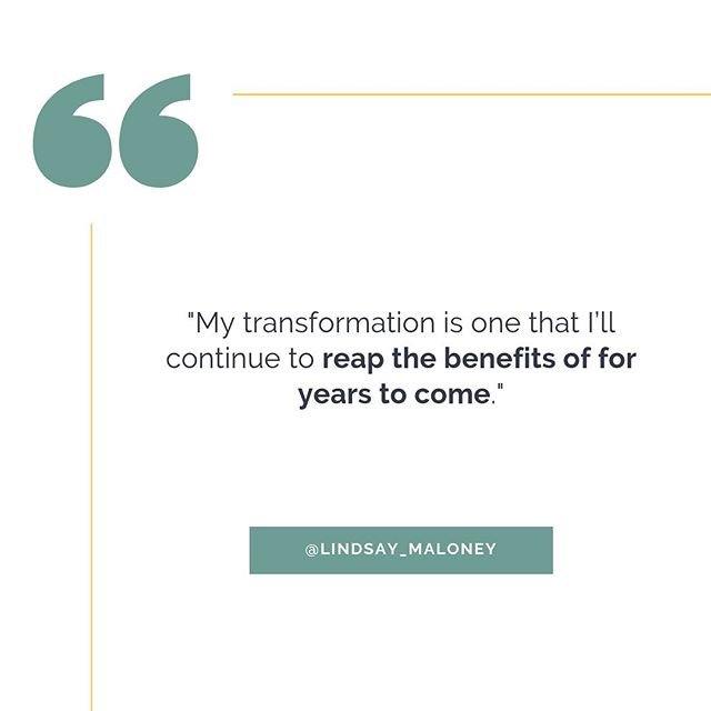"""⠀⠀ This is what Michelle (an amazing student and client) had to say about our time in coaching together:⠀⠀ ⠀⠀ """"My transformation is one that I'll continue to reap the benefits of for years to come.⠀⠀ ⠀⠀ I've experienced so much growth since working with Lindsay. It's almost too hard to put into words, but what I will say is that it started with me wanting to make an income and an impact as a coach. ⠀⠀ ⠀⠀ But it's gone far beyond my business because I've experienced many positive changes in my life as well. If I had to describe how I feel in a word I'd say """"limitless"""". ⠀⠀ ⠀⠀ My transformation is one that I'll continue to reap the benefits of for years to come. And if you're wondering, yes, the income and impact happened too I'm very thankful to have worked with Lindsay.""""⠀⠀ ⠀⠀ ⠀⠀"""