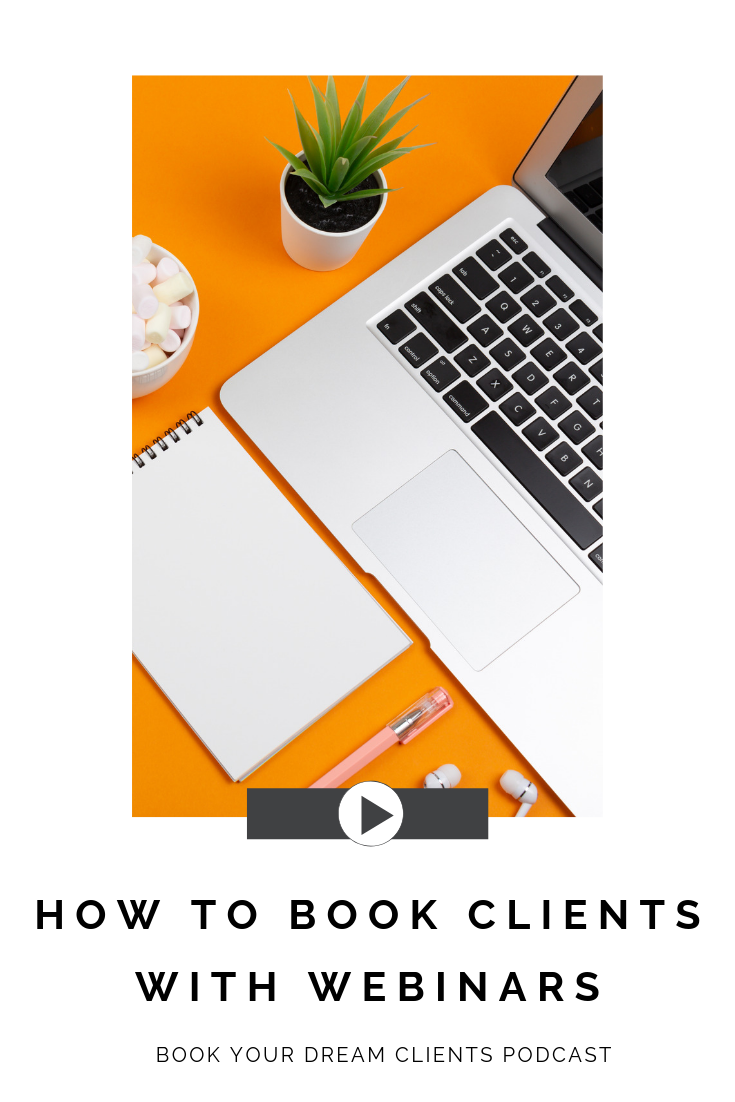 How to Book Clients With Webinars
