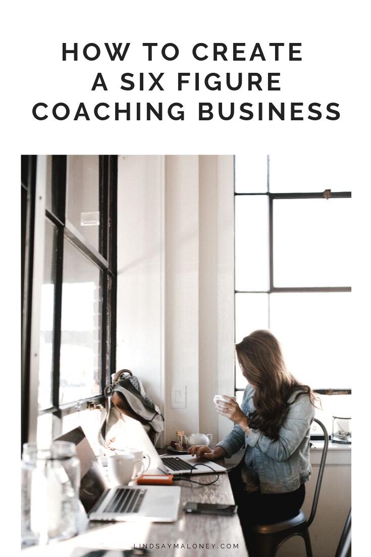 start a coaching business online