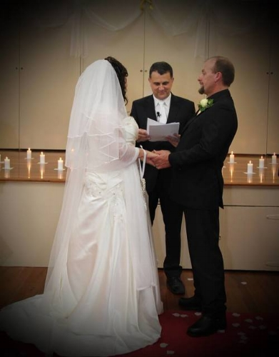 Hi Neal  We would like to thank you for all your help in making our wedding day very special  Regards  Vicki & Steve  Ceremony held at Kallangur