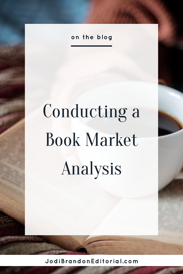 You won't know what the market looks like for a book like yours without conducting a book marketing analysis. This is an important step of the publishing process whether you're planning to publish traditionally or you're planning to self-publish. (In fact, if you're publishing traditionally, I can almost guarantee that this will be a required part of your submissions package.)  |  Jodi Brandon Editorial
