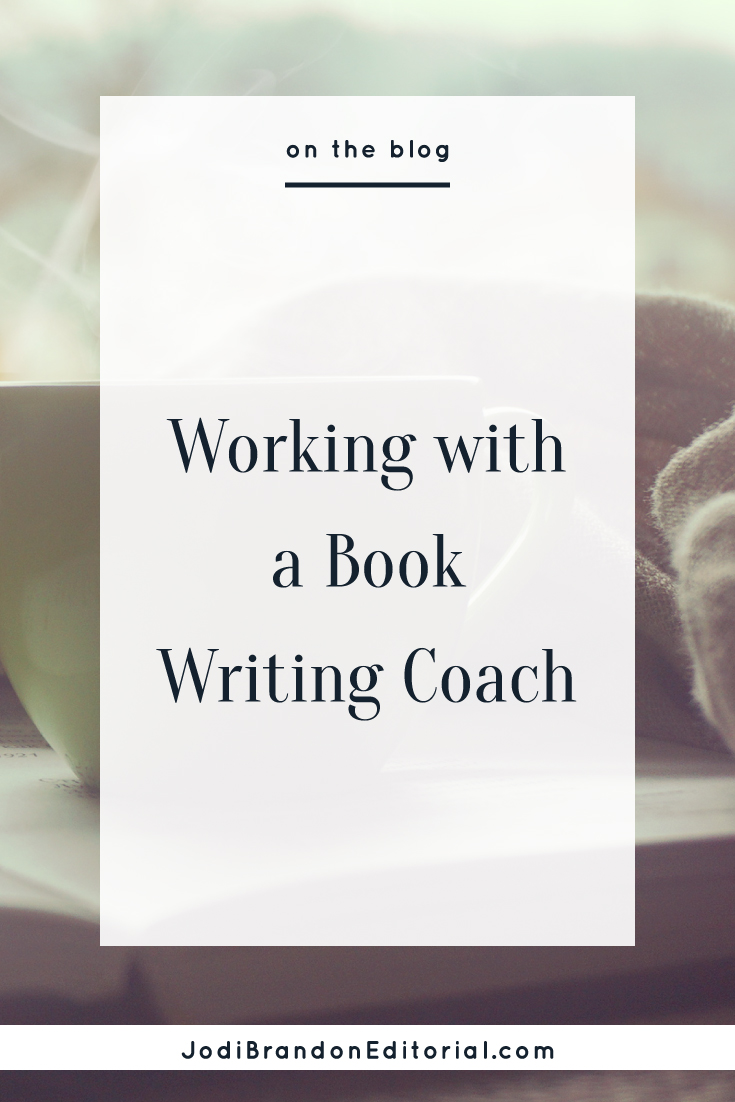 Editing has been, for my entire career, my bread and butter. However, I received so many requests to enter the writing process earlier over the last few years that I added coaching to my services in addition to editing. When you hire a copy editor, your manuscript is written. You can still make big changes to its structure, but that's often easier to do before or during writing. Or what if you want someone to help you flesh out the contents before you start writing? Or what if you need help defining your goals for writing a book to make sure that your writing supports said goal (or goals)? Or what if you need help knowing how to approach beta readers and obtain reviews? Maybe you need help with all of that, or maybe just one or two or those things. Enter a book writing coach.  |  Jodi Brandon Editorial