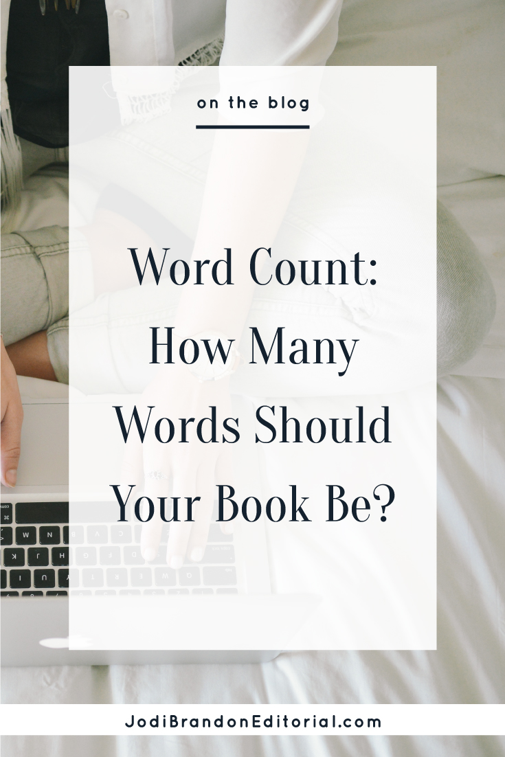 """It's frustrating that there is no """"perfect"""" or even absolutely correct word count target for your book. (How can I possibly create a writing schedule or figure out how long it will take to write my book if I don't know how many words I need?) """"Enough words to cover your topic"""" sounds like the kind of smart-aleck answer that would've gotten me in trouble in high school. But it's true.  