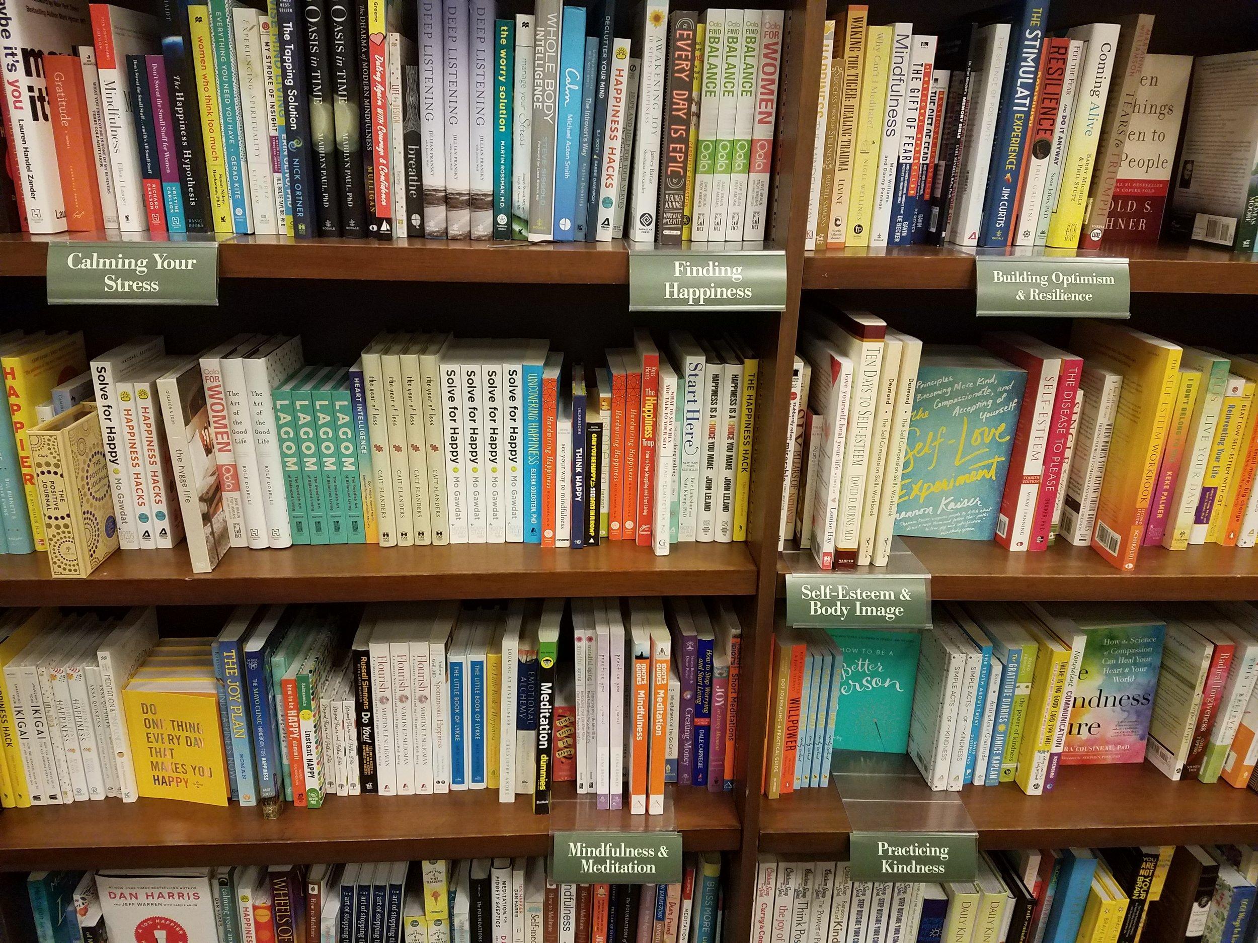 Book Positioning Study | Bookshelf | Jodi Brandon Editorial
