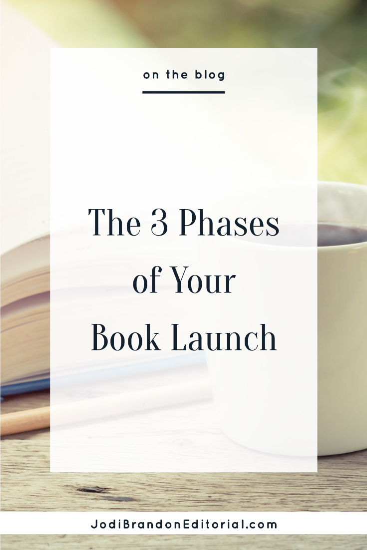 I regularly talk about the long game of book marketing. It's a marathon, not a sprint. I have seen so many authors treat it like a sprint and burn out — quickly.     Jodi Brandon Editorial