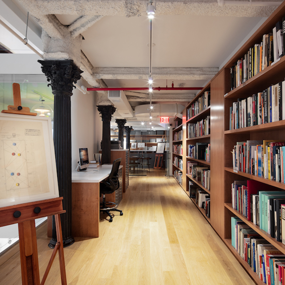 Private Tour of R & Company's Library and Archives - NYC