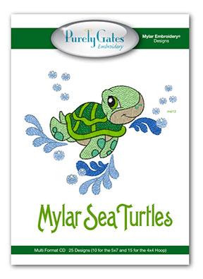 Mylar Sea Turtles