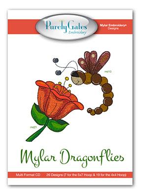 Mylar Dragonflies