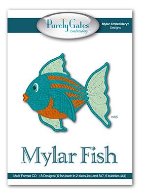 Mylar Fish