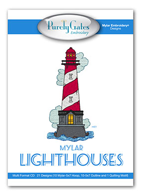 Mylar Lighthouses