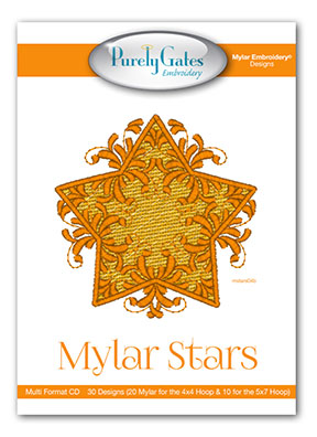 Mylar Stars