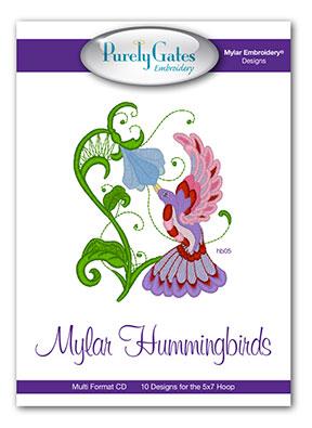 Mylar Hummingbirds