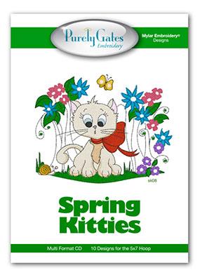 Spring Kitties