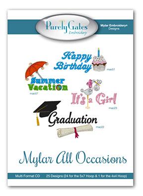 Mylar All Occasions