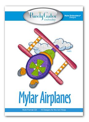 Mylar Airplanes
