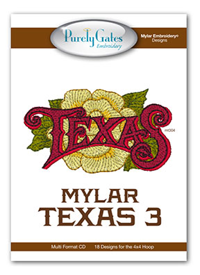 Mylar Texas 3