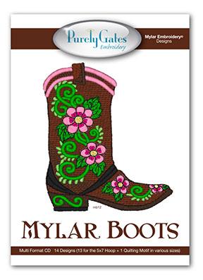 Mylar Boots
