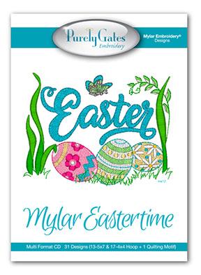 Mylar Eastertime