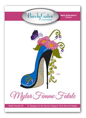Mylar Femme Fatale