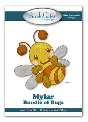 Mylar Bundle of Bugs
