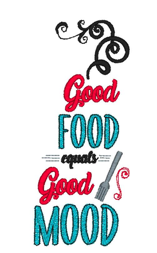 Good Food (5x7)