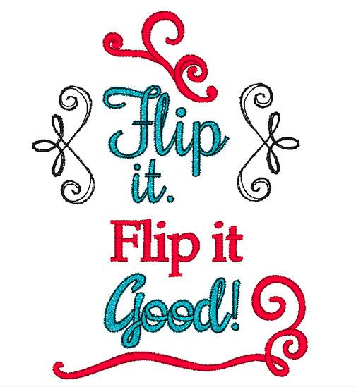 Flip it Good (8x8)