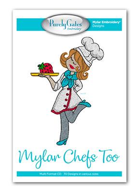 Mylar Chefs Too