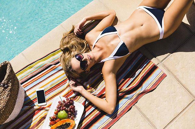 Pool times 💦☀️ #summer  #pool #model #travel #traveling #travelgram #imagesupply